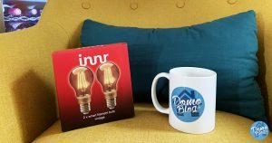 Test des ampoules Innr à filament compatibles Philips Hue