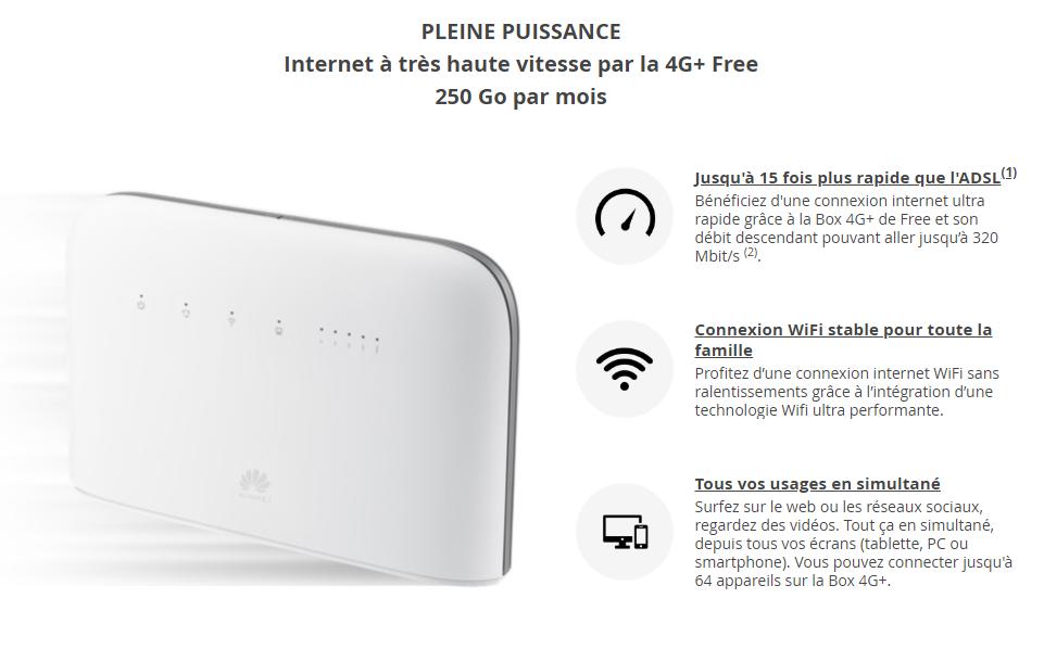 free-box-4G-maison-internet