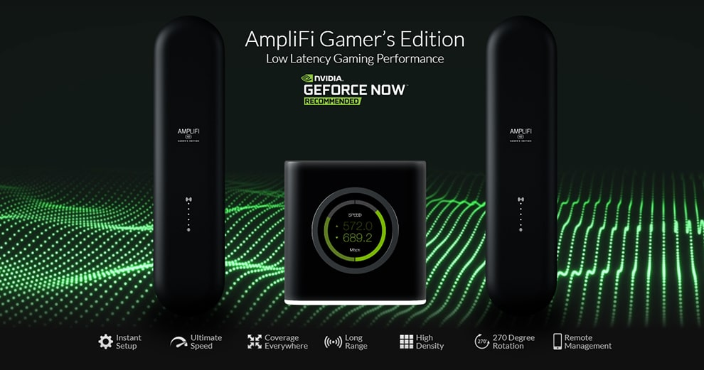 Ubiquiti Amplifi Gamer edition : Test du kit wifi Mesh pour gamer