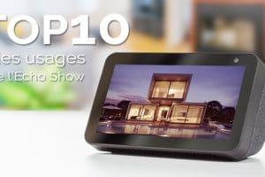 Echo Show 5 : 10 utilités domotiques pour cet assistant connecté Amazon
