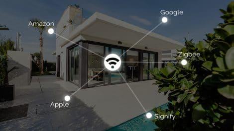 google-apple-amazon-protocole-domotique