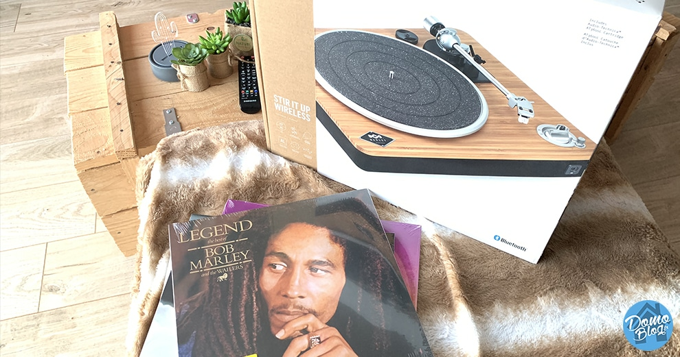 test-platine-vinyle-house-of-marley-bluetooth
