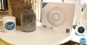 Ubiquiti Unifi UAP-AC-LR : Test de la borne Wifi Maillé pour équiper la maison comme un pro