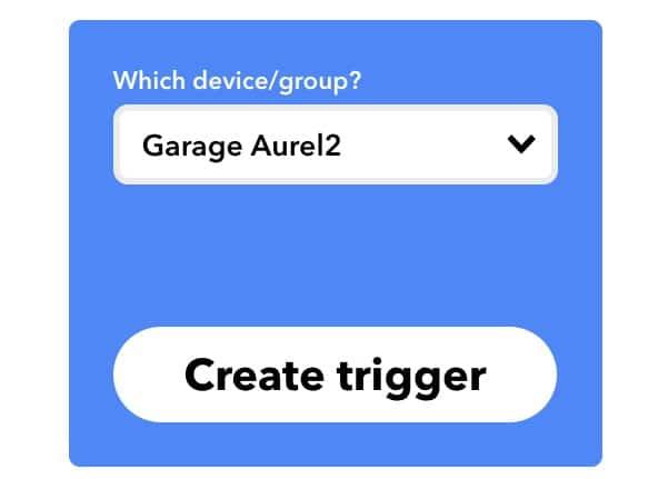 choose-device-ifttt-door