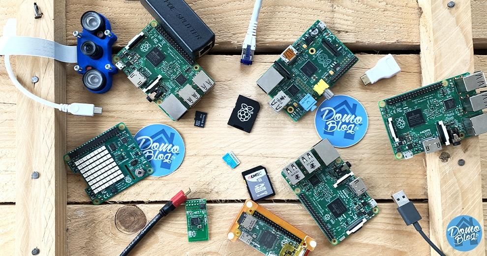 Raspberry Pi : La sélection des accessoires indispensables