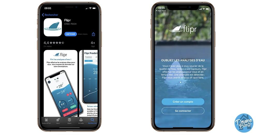 flipr-application-installation