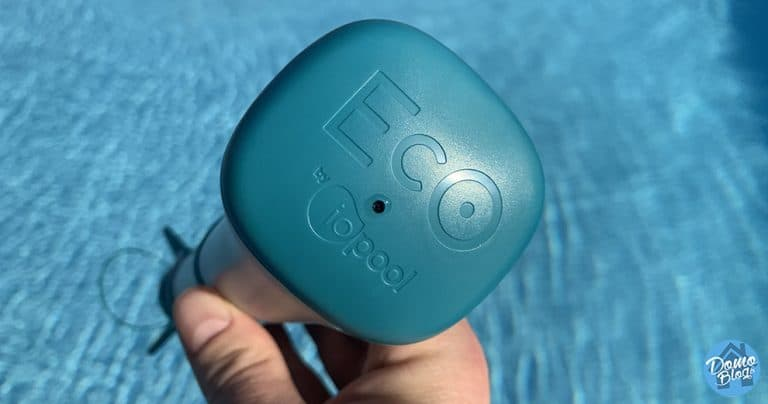 Iopool ECO : Test de l'analyseur d'eau de piscine connecté