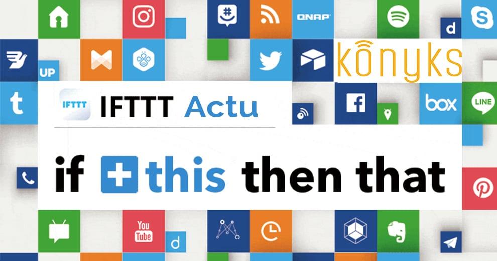 konyks-ifttt-actu-domotique