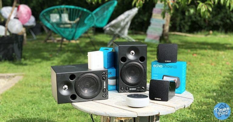 Le Multiroom économique et performant avec Amazon Echo