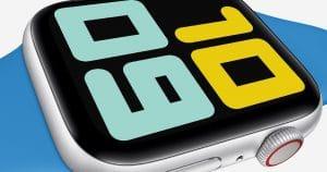 L'apple Watch : Plus que jamais, la meilleure montre connectée