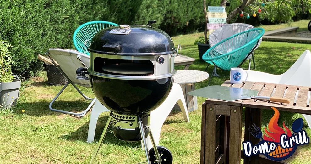 Domo Grill : Un été connecté et Grillé autour du BBQ