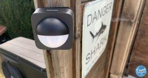 Philips Hue : Test du détecteur de mouvement exterieur