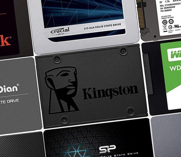 SD, SSD, HDD : Le stockage avec des prix à la baisse actuellement !