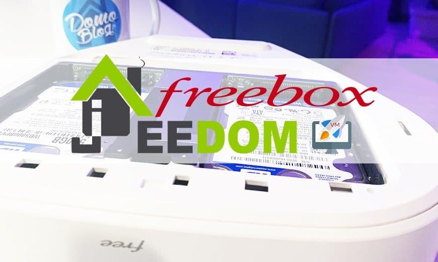 Installer Jeedom sur Freebox Delta : le Guide complet
