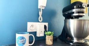 Test de la Smart clock pour Amazon Echo Flex