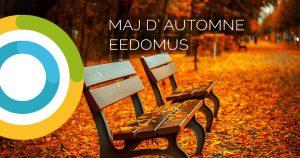 La mise à jour d'automne est de sortie chez Eedomus