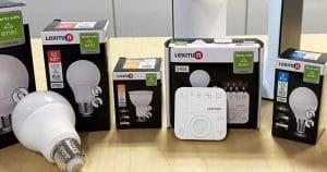 Leroy Merlin veut concurrencer Philips Hue avec une gamme d'ampoules connectées
