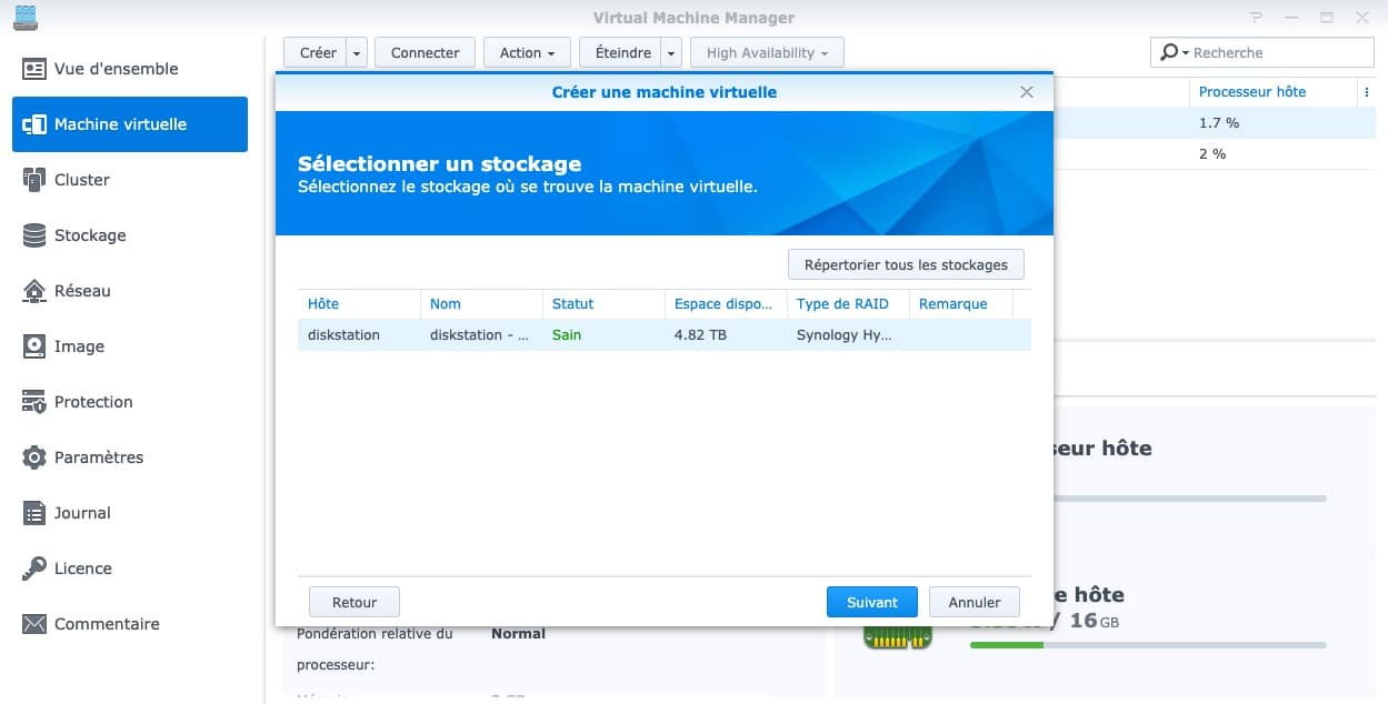 vm-synology-domotique-creation-jeedom-stockage