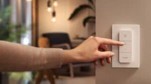 Philips Hue: Du nouveau pour 2021 avec un interrupteur plus design et fonctionnel