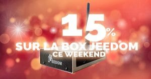 La box domotique Jeedom Smart en promotion pour Noel