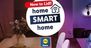 La gamme domotique de LIDL: Lidl Smart Home arrive le 1er février