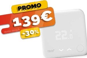 Le thermostat connecté Tado en #PROMO pour seulement 139€ (-30%)
