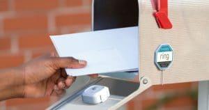 Ring va connecter la boîte aux lettres avec son nouveau capteur le Mailbox Sensor
