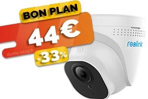 La caméra PoE Reolink HD extérieure en #PROMO pour seulement 44€ (-33%)