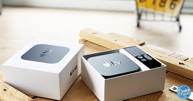 Apple TV, le top du streaming avec le boîtier Apple