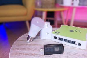 Lidl Smart Home Zigbee aussi compatible avec la domotique Eedomus !
