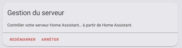 redemarrer-home-assistant