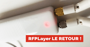 GCE Electronics fait l'acquisition de RFPlayer et relance la vente de ce dongle domotique très puissant !