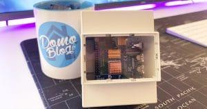 Un boîtier Rail DIN pour le Raspberry Pi 4 à destination de vos projets intégrés