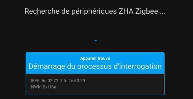 demarrage-association-home-assistant-zigbee