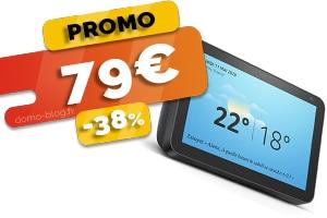 L'Assistant Connecté Echo Show 8 en #PROMO pour seulement 79€ (-38%)