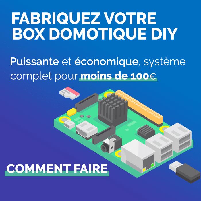 Choix box domotique