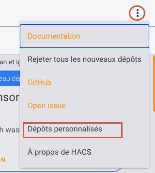 home-assistant-hacs-depot-personnalise