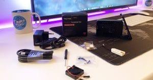 Achetez un kit Raspberry Pi et recevez un kit d'accessoires en cadeau