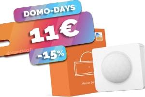 Le détecteur de mouvements Zigbee Sonoff en #PROMO pour seulement 11€ (-15%)