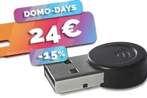 Le tout nouveau dongle ZigBee 3.0 pour Jeedom en #PROMO pour seulement 24€ (-15%)