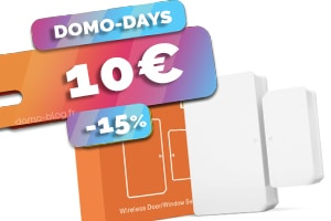 Le détecteur d'ouverture Zigbee Sonoff en #PROMO pour seulement 10€ (-15%)