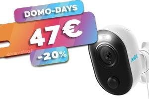 La caméra exterieur Reolink Lumus et son projecteur LED en #PROMO pour seulement 47€ (-20%)