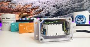 Comment utiliser le Sonoff basic Wifi ou Zigbee en extérieur sans problème d'étanchéité?