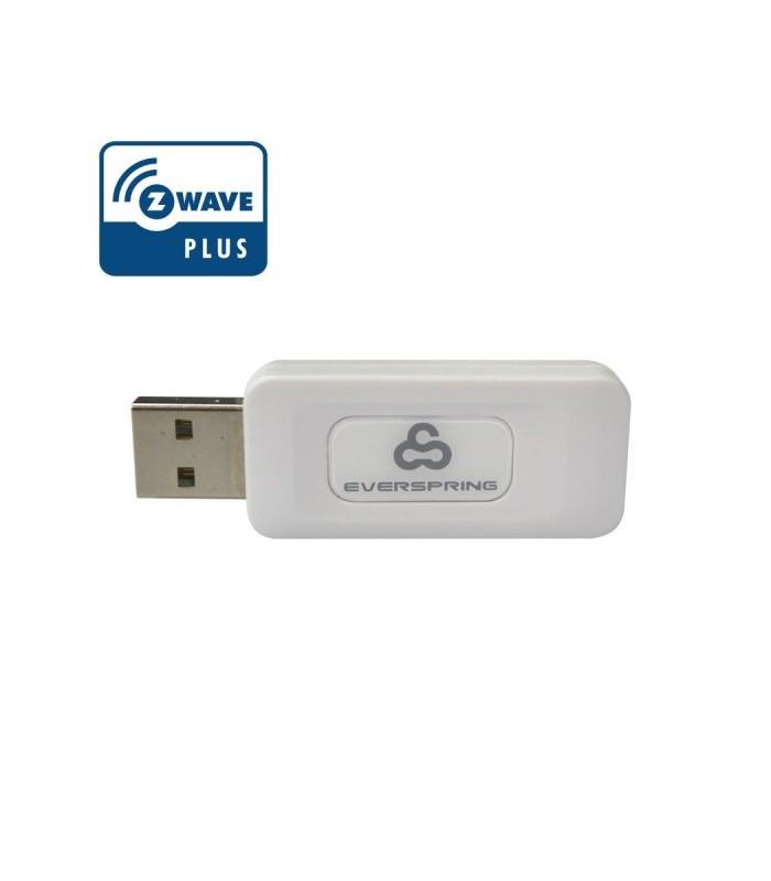 Contrôleur Z-wave+ USB Everspring