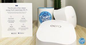 Test du kit wifi 6 eero 6 : ZigBee et Wifi puissant dans toute la maison connectée