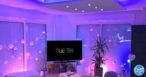 Philips Hue annonce la compatibilité de toutes ses ampoules avec Matter, le nouveau protocole domotique unifié