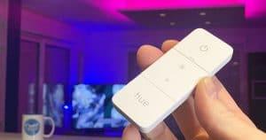 Test du nouveau bouton connecté Dimmer switch Philips Hue V2
