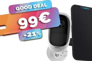La caméra autonome Reolink Argus pro en #PROMO pour seulement 99€ (-21%)