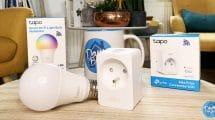 test-prise-ampoule-tapo-tplink-smarthome