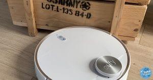 Test du robot aspirateur Eufy RoboVac L70 Hybrid : Le nettoyage facile et très intelligent